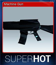SUPERHOT Card 2