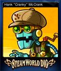 SteamWorld Dig Card 3