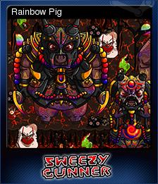 Sweezy Gunner Card 6