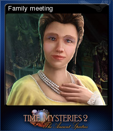 Time Mysteries The Ancient Spectres Card 4