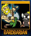 Bardbarian Card 6