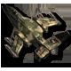 Battletank LOBA Badge 3