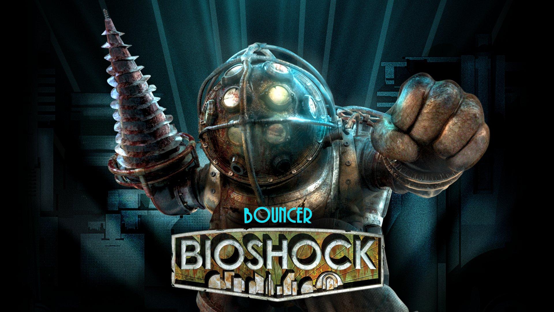 Bioshock remastered bouncer steam trading cards wiki - Bioshock wikia ...
