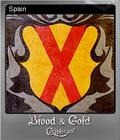 Blood & Gold Caribbean Foil 10