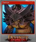 Divinity Original Sin Card 04 Foil