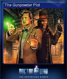 Doctor Who The Adventure Games Card 5