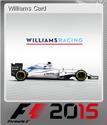 F1 2015 Foil 10