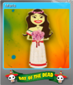 Forgotten Tales Day of the Dead Foil 12