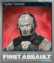Ghost in the Shell Stand Alone Complex - First Assault Online Foil 3