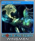 GoD Factory Wingmen Foil 5