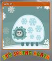 It's Spring Again Foil 3