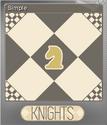 KNIGHTS Foil 5
