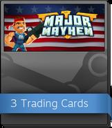 Major Mayhem Booster Pack
