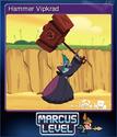 Marcus Level Card 13