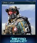 Metro Conflict Card 3