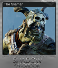 Middle-earth Shadow of Mordor Foil 6