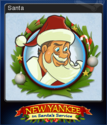 New Yankee in Santa's Service Card 5