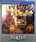 Panzar Card 04 Foil