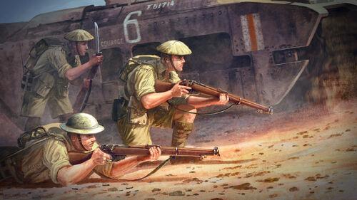 Sniper Elite 3 Artwork 2