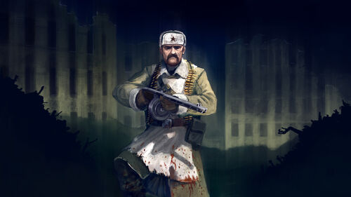 Sniper Elite Nazi Zombie Army 2 Artwork 2