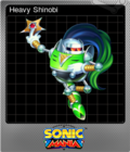 Sonic Mania Foil 5