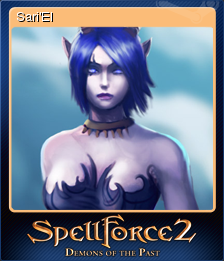 SpellForce 2 - Demons of the Past Card 6