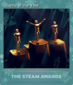Steam Awards 2019 Foil 6
