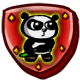 Super Panda Adventures Badge 5