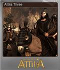 Total War ATTILA Foil 3