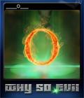 Why So Evil Card 5