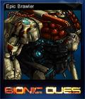 Bionic Dues Card 3