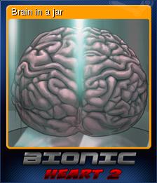 Bionic Heart 2 Card 5