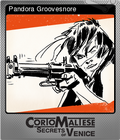 Corto Maltese Secrets of Venice Foil 1