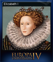 Europa Universalis Elizabeth I