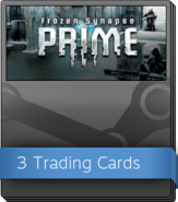 Frozen Synapse Prime Booster Pack