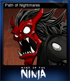 Mark of the Ninja Card 4