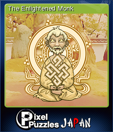 Pixel Puzzles Japan Card 03