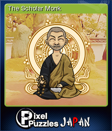 Pixel Puzzles Japan Card 06
