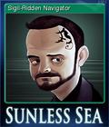 SUNLESS SEA Card 1
