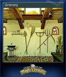 Secret of the Magic Crystals Card 7