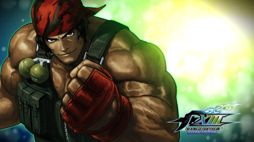 THE KING OF FIGHTERS XIII Artwork 11