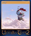 The Book of Unwritten Tales 2 Card 6
