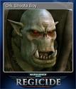 Warhammer 40,000 Regicide Card 02