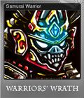Warriors' Wrath Foil 1