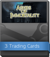 Ashes of Immortality Booster Pack