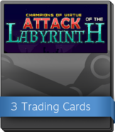 Attack of the Labyrinth + Booster Pack