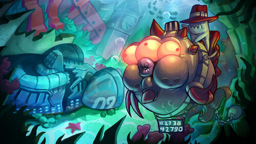 Awesomenauts Artwork 11