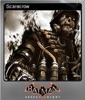 Batman Arkham Knight Foil 7