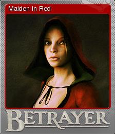 Betrayer Foil 1