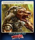 Chainsaw Warrior Card 3
